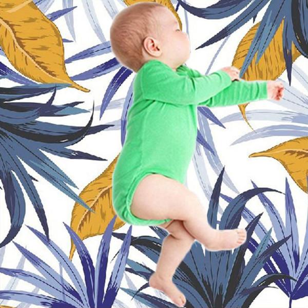 2 Pcs / set Nouveaux Garçons Filles Vêtements De Bébé Nouveau-né Sac De Couchage Swaddle Couverture Douce Imprimé Arc Bandeau