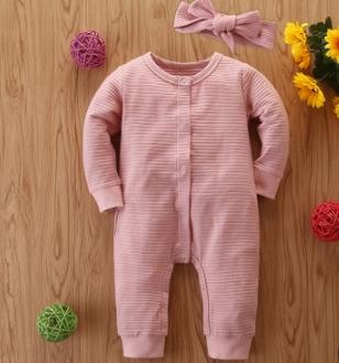 #1 infant girls jumpsuits