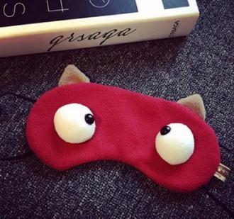 # 1 хлопчатобумажная маска для глаз