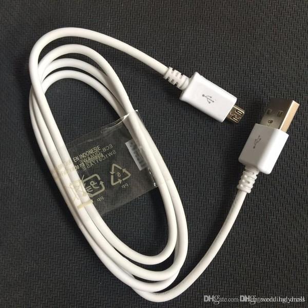 Precio de fábrica de alta calidad USB V8 Micro usb Cable Cargador Adaptador Cable de carga para teléfono Android Samsung Galaxy S4 S6 S7 Huawei