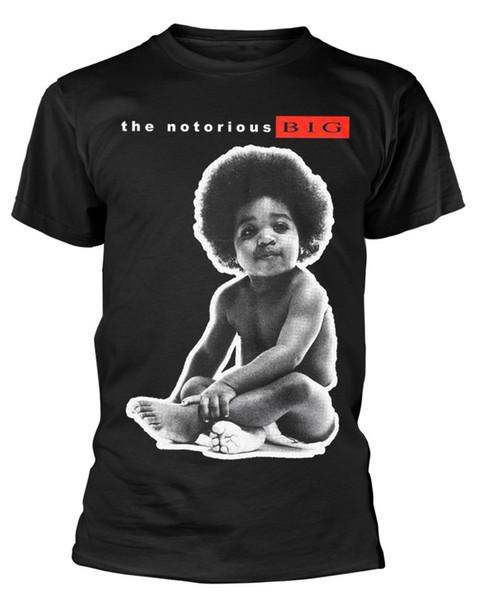 Camiseta Notorious B.I G. 'Baby' - Nuovo e Originale
