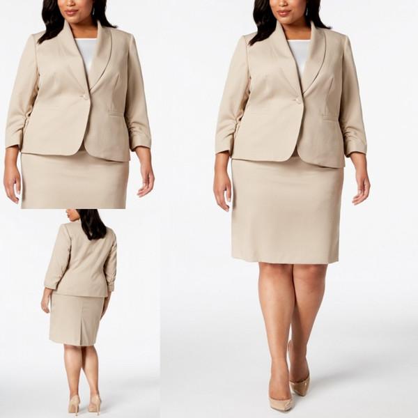 2019 mode mutter der braut kleider ol professionelle frauen blazer jacke langarm seitenrock anzüge