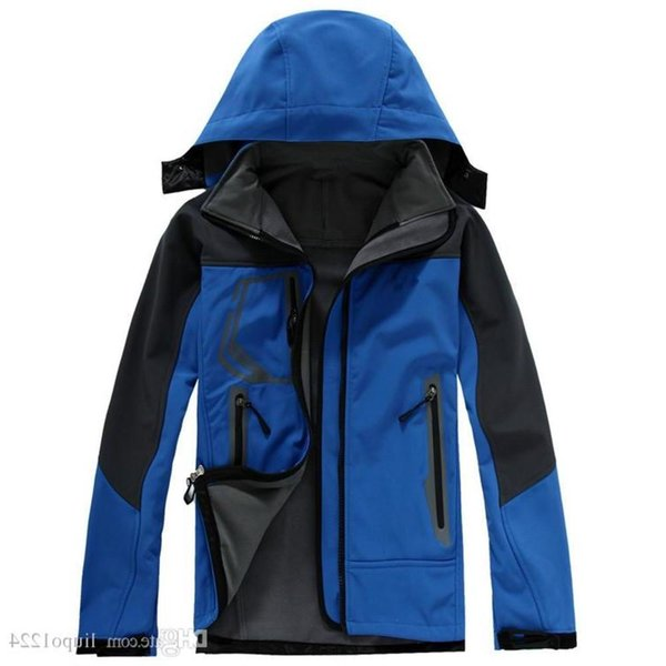 Men's Hoodies Softshell Jackets Fashion Apex Bionic Windproof Waterproof Thermal For Camping Ski Down Sportswear 108