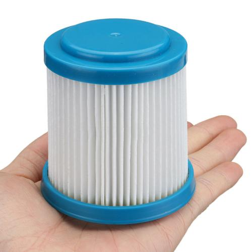 Vacuum cleaner accessories filter Replace Parts- blue