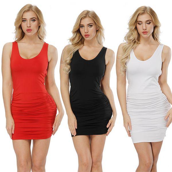 Mulheres Vestido Sexy Mulheres Saco Hip Saias V Neck 2019 Nova Chegada Boate Saias Tamanho S-L