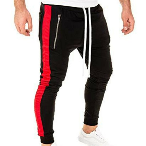 Pantalones Deportivos Para Hombre Sweatpants Men S Jogging Pants Men Gym Pants Men Pantalon Deportivo Hombre Running Black Blue Buy At The Price Of 19 38 In Dhgate Com Imall Com