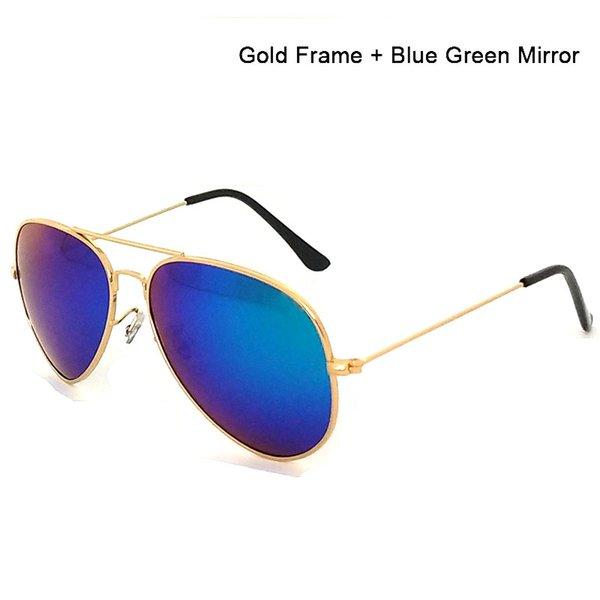Mavi Yeşil Ayna