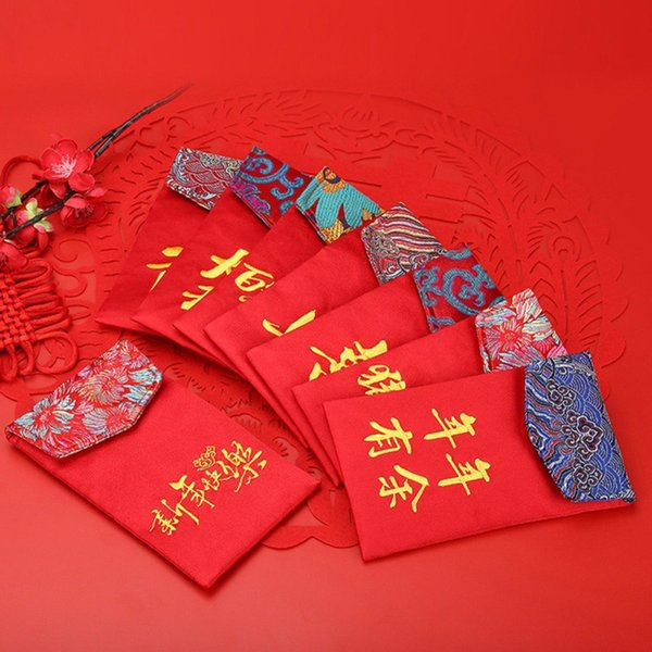 chinese new year red envelope gifts