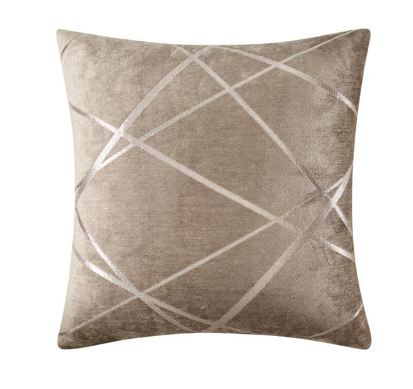 Luxury Decorative Sofa Cushions Cover Geometric Jacquard Cushion Home Decor  Throw Back Pillow Csase 45*45cm Cushions For Garden Furniture Outdoor ...