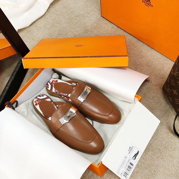 Nw2 Limited edition custom H women's casual shoes, slippers fashion wild sports shoes, original packing shoebox delivery, size: 35-40