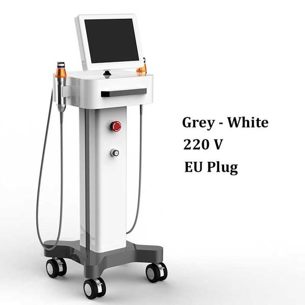 Grey-white 220V EU Plug
