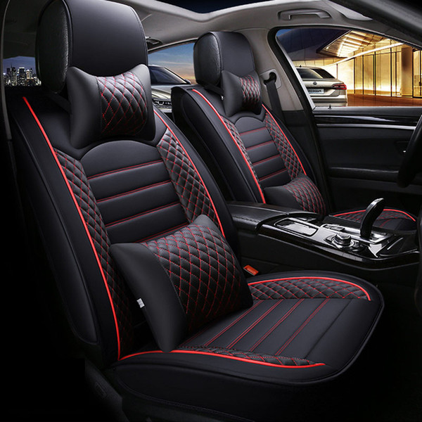 Stupendous New 2020 Universal For Car Seat Covers Nissan Murano Livina X Trail Qashqai Sylphy Teana Sunny Auto Interior Accessories Fitted Car Seat Covers Fitted Machost Co Dining Chair Design Ideas Machostcouk