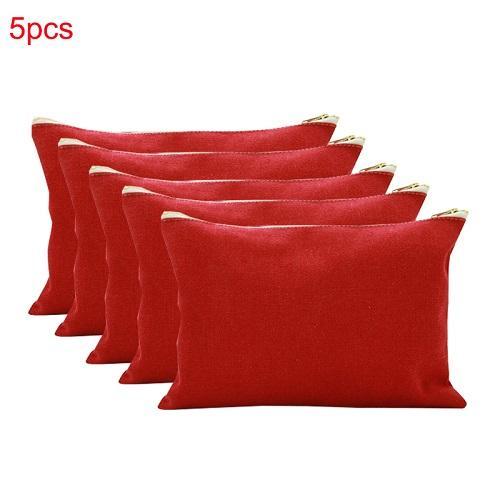 5pcs Red