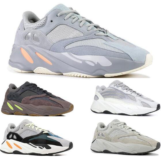 Cheap INERTIA 700 wave rogue men's and women's running outdoor shoes 700 static 3M fish skin designer sports shoes 3 colors size 36-46