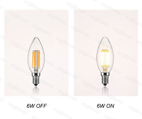 Bola de 6W 220v Dimmable