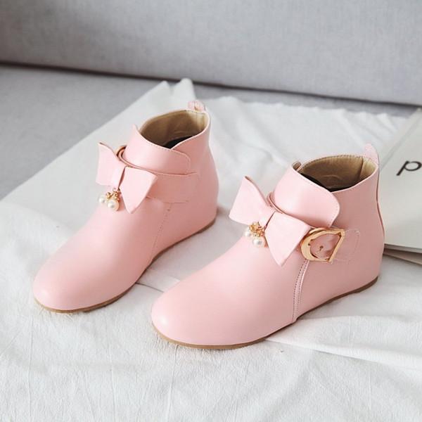 Büyük Boy 9 10 11 12 çizmeler kadın ayakkabı kadınlar bayanlar için ayakkabı ayak bileği çizmeler kadın kış