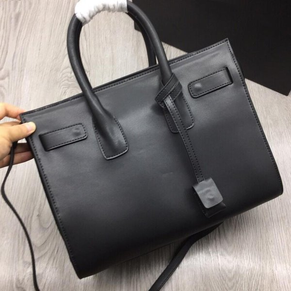 Women shoulder Bags designer bolso de mujer de la marca de lujo fashion women tote bags genuine Cow Leather HandBags high quality