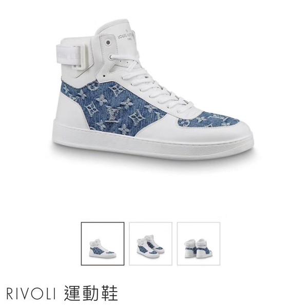 2019 Erkek ayakkabı Ayakkabı Güzel Platformu Casual Sneakers lükstasarımcıAyakkabı Deri Katı Renkler Elbise Ayakkabı k01