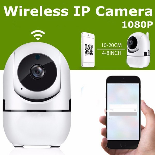Outdoor Network Cameras 1080P HD Wifi Wireless Home Security IP Camera Mini Night Vision Baby Monitor CCTV Video Surveillance
