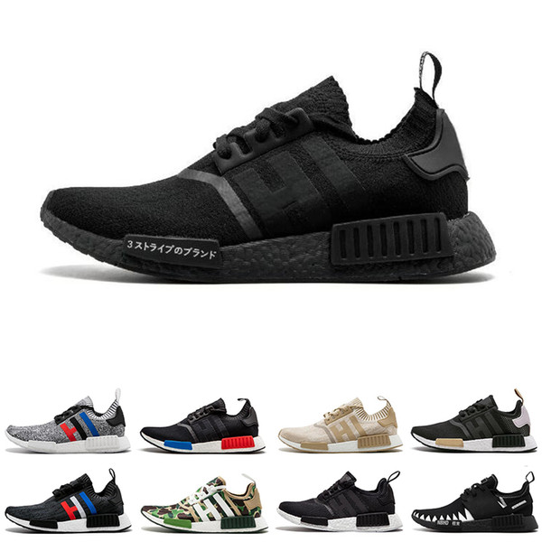 chaussures homme adidas noir nmd r1