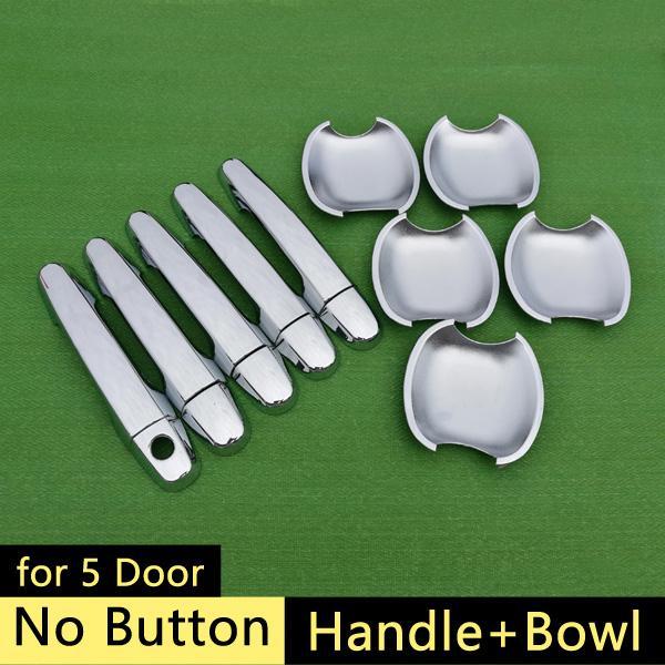 HandleBowl No Button