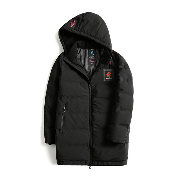 Winter long down jacket tall big size fat XL coat Overknee 10XL 9XL plus size long paragraph male winter clothes 8XL 7XL 6XL