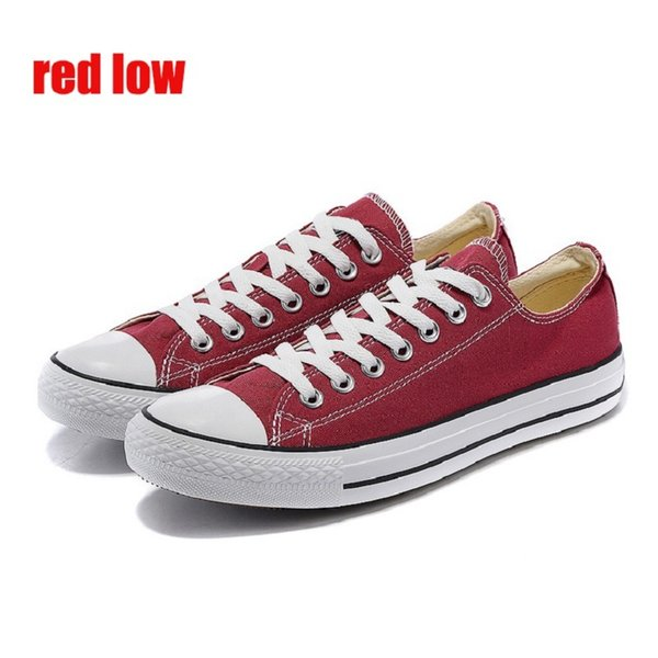 red low