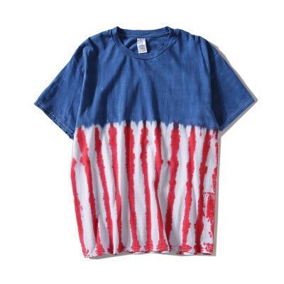 mavi kırmızı t shirt