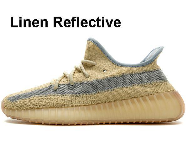 Linen Reflective