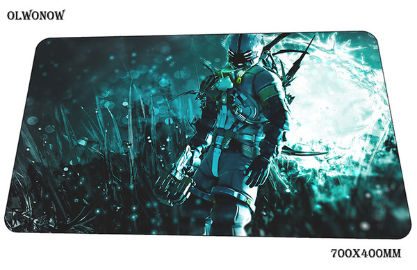 dead space mousepad 700x400x3mm gaming mouse pad big gamer mat Cartoon computer desk padmouse keyboard Gorgeous play mats