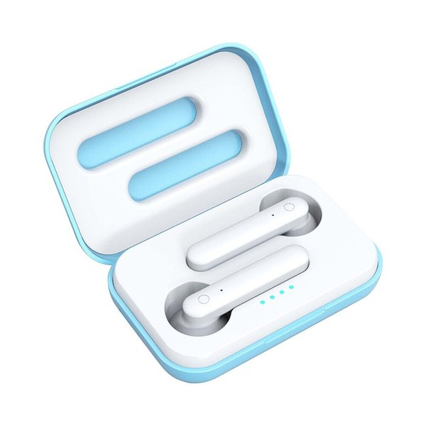 Best touch Bluetooth headset for sport wireless headset hands-free headset with charging box for smart phone
