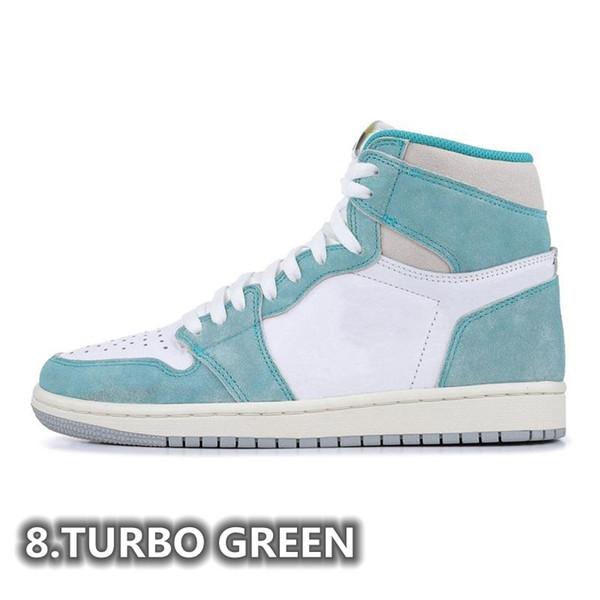 12. Турбо зеленый