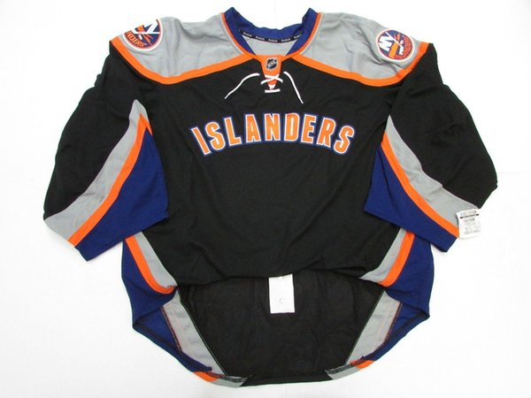 best sneakers 7c6e9 d16a0 2019 Cheap Custom NEW YORK ISLANDERS BLACK JERSEY GOALIE CUT 58 Stitch Add  Any Number Any Name Mens Hockey Jersey From Custom_nbajersey, $27.92 | ...