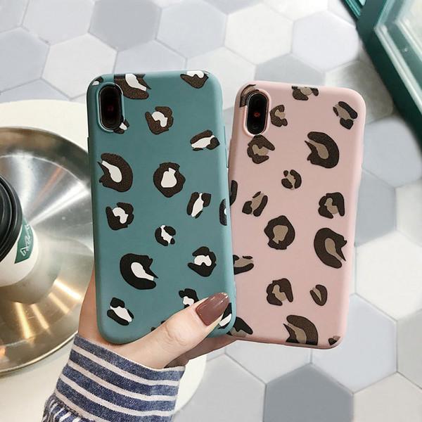 Новый чехол для мобильного телефона X1 Leopard Xs max Apple, силиконовый чехол для iPhone