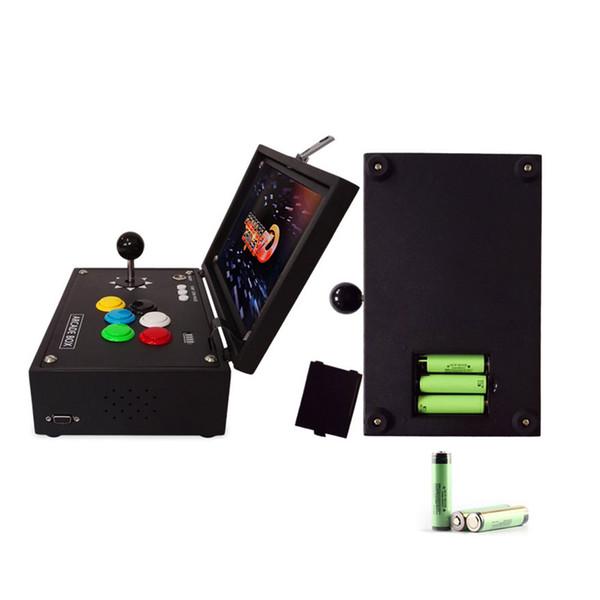 10 polegadas LCD Video Game jogador 3D Duplo Arcade jogo de consola de jogos Box Handheld saída HDMI jogos de TV jogador brinquedo descompressão melhor presente