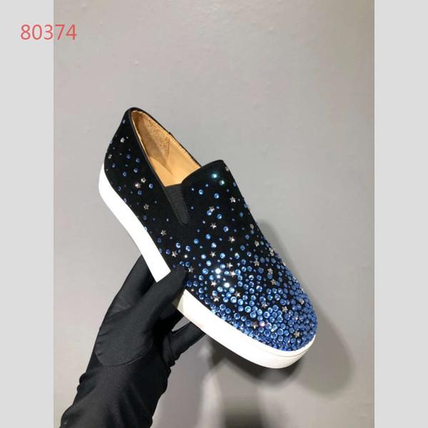 2019 designer de luxe de mode femmes chaussures basket formateurs baskets Stan Smith étoile espadrilles vintage avec la taille de la boîte 35-45 A6