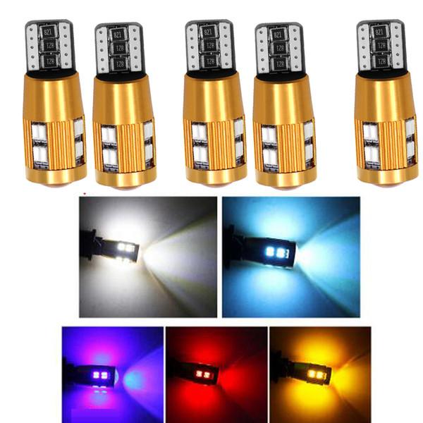 4 teile / los Auto LED breite licht T10 3014 22SMD Innenlesung Karte Lampe Dome auto lichter FEHLER FREI