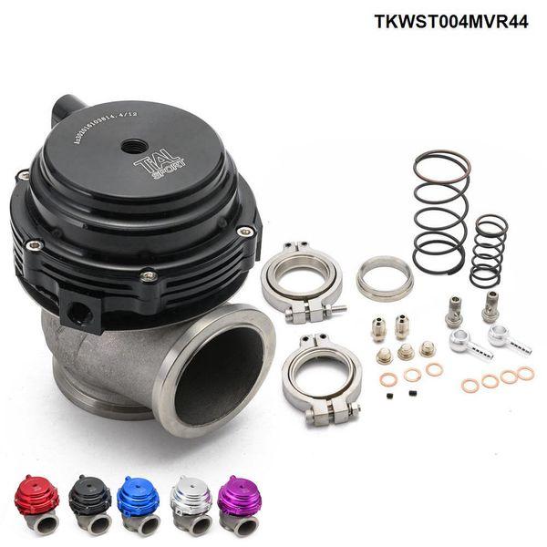 top popular Tansky-MVR 44mm V Band External Wastegate Kit 24PSI Turbo Wastegate with V Band Flange High Quality TKWST004MVR44 2021