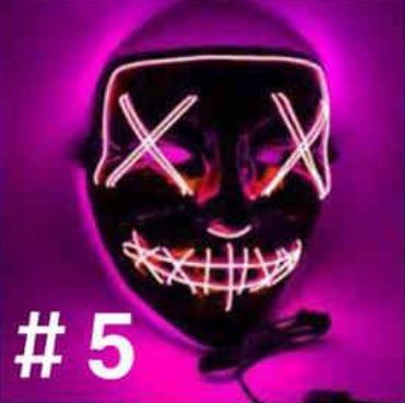 اللون # 5.