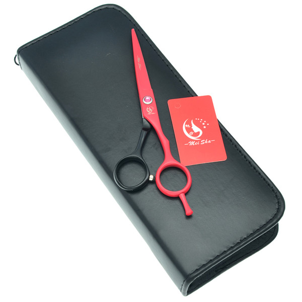 "Meisha 5.5"" Hair Cutting Scissors for Hairdresser Professional Beauty Thinning Shears Japan 440c Hairdressing Tijeras Salon Tools HA0059"