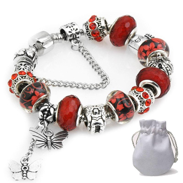 pandora charm bracelet price canada