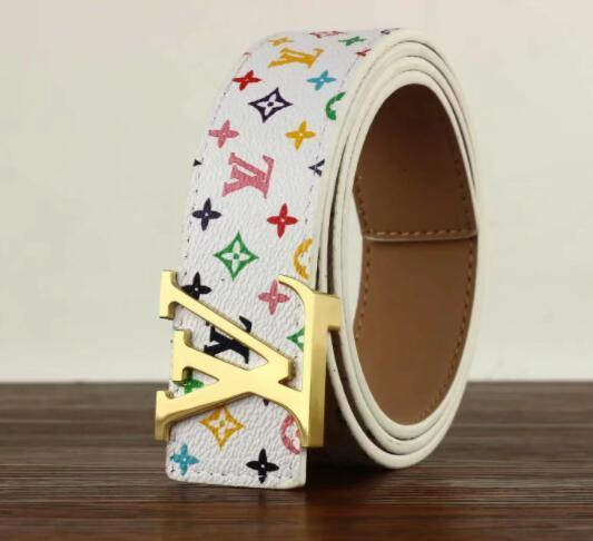Nuovo marchio BOS Cintura Uomo Cintura di lusso Automatico fibbia Cinture Cintura in vera pelle Cintura per uomo