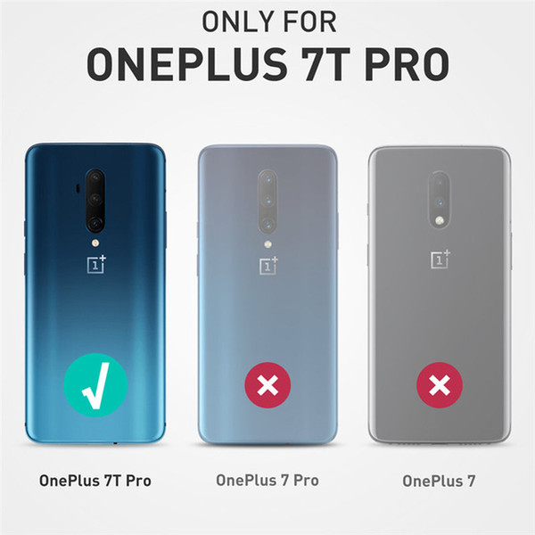 Fitted Cases For One Plus 7T Pro Case SUPCASE UB Style Anti-knock Premium Hybrid Protective TPU Bumper PC Cover Case