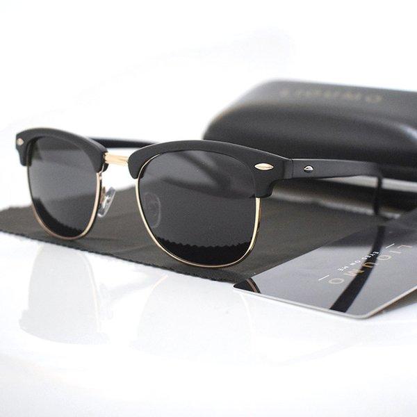 Lenses Color:A-black-Matte black