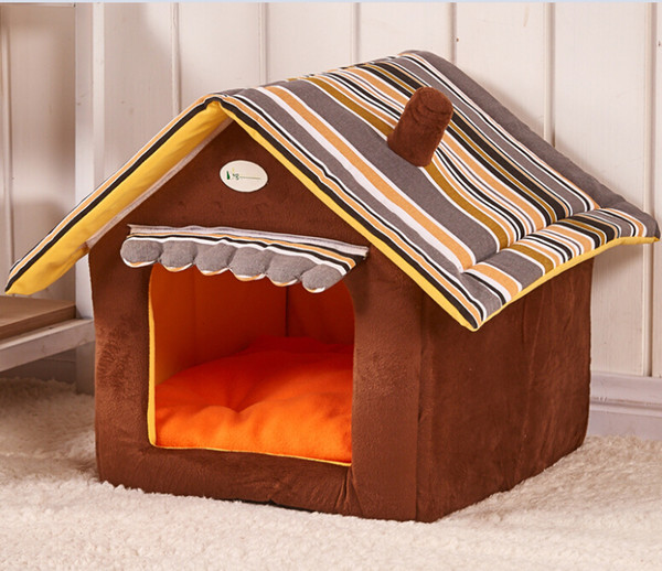 Hot sales !!! Free shipping wholesales Explosion models removable pet litter dog kennel cat dog house supplies pet bed pet cage