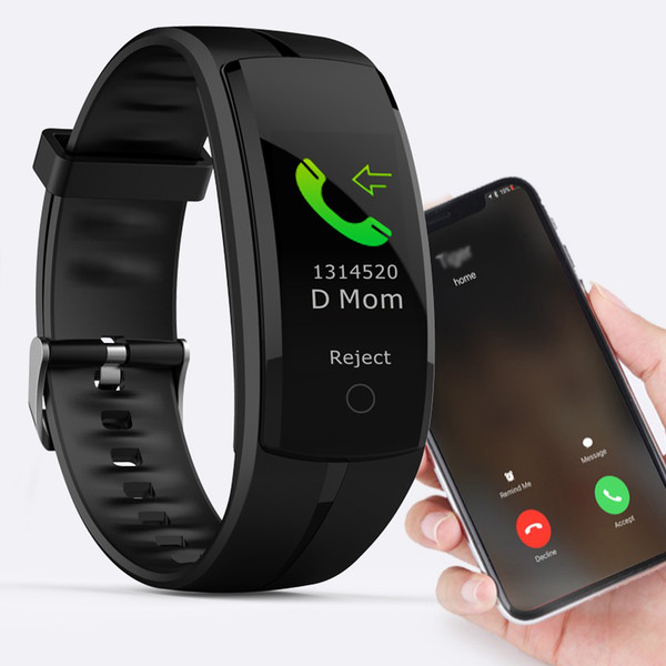 Bluetooth Watch Men Women Sports Bracelet Fitness Waterproof Gps Blood Pressure Smart Wristband For Iphone Android Phone C19041001
