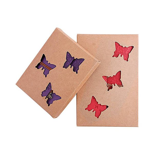 Butterfly Lanyard Notebook Diary Book Traveler Notepad Book PU Leather Cover Blank Notebook Journal Diary