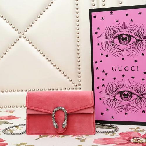 Velvet fabric super mini chain shoulder bag 476432 pink REAL LEATHER ICONIC BAGS SHOULDER BAG TOTES CROSS BODY BUSINESS MESSENGER BAGS
