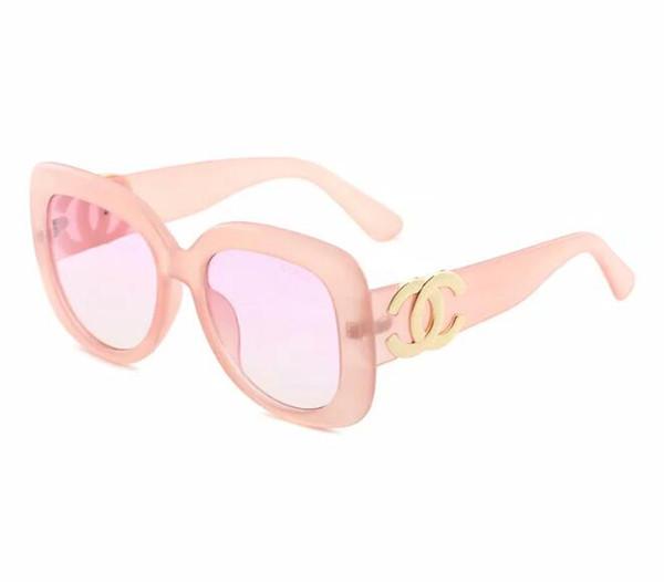 2019 Classic Round Sunglasses Women men designer metal ll frame Vintage Driving glasses uv400 Eyewear Unisex Sun Glasses