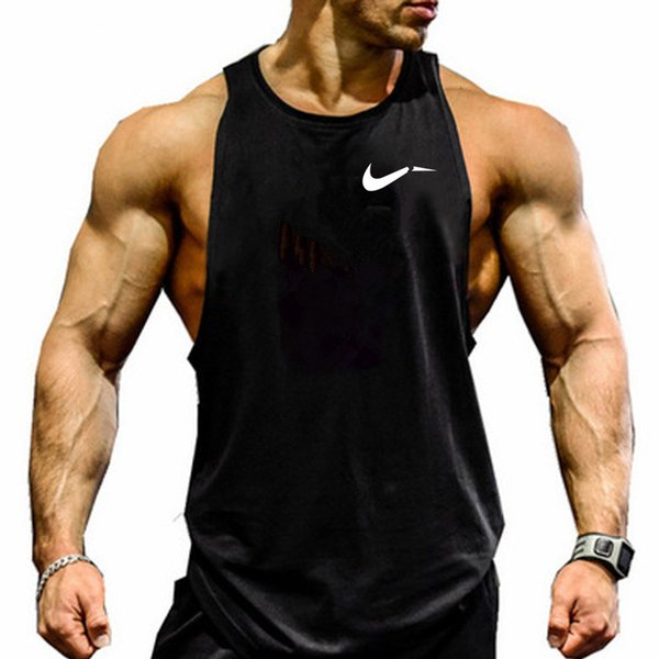 Acheter Mens Débardeurs Chemise Chemise Gym
